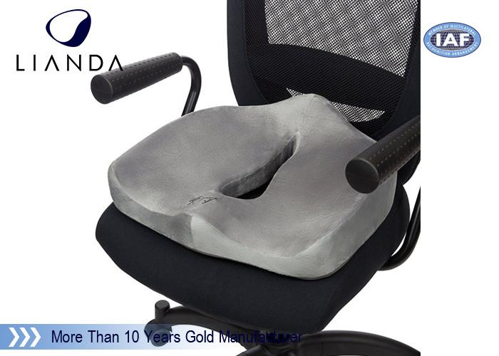 Coccyx Orthopedic Comfort Memory Foam Coccyx Cushion For Office Car And Home